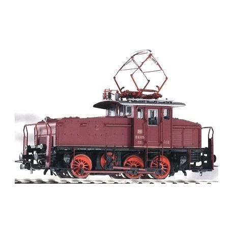 Locomotora eléctrica E63 BBC de la DB. PIKO 51080