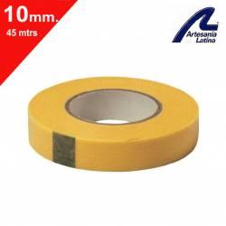 Masking tape, 10 mm. ARTESANIA LATINA 27633-10