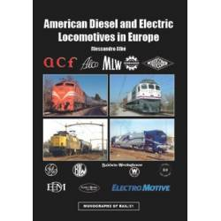 American Diesel and Electric Locomotives in Europe