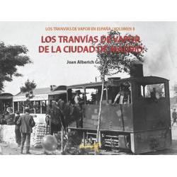 Los tranvías de vapor de la ciudad de Madrid