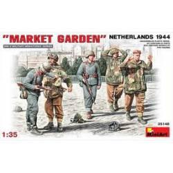 Market garden Netherlands 1944.
