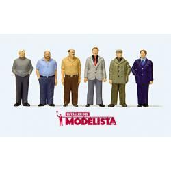 Standing men. PREISER 68216