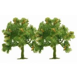 2 árboles frutales 45 mm. BUSCH 6628