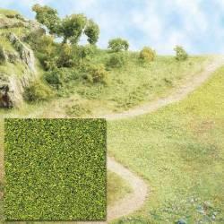 Hojarasca verde claro. BUSCH 7052