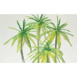 4 palmeras. PREISER 18600