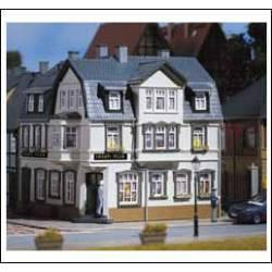 Irish Pub corner house.