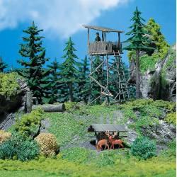 Torre para cazadores. FALLER 130290
