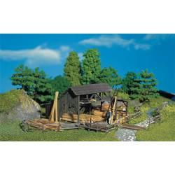 Lumber yard. FALLER 130288