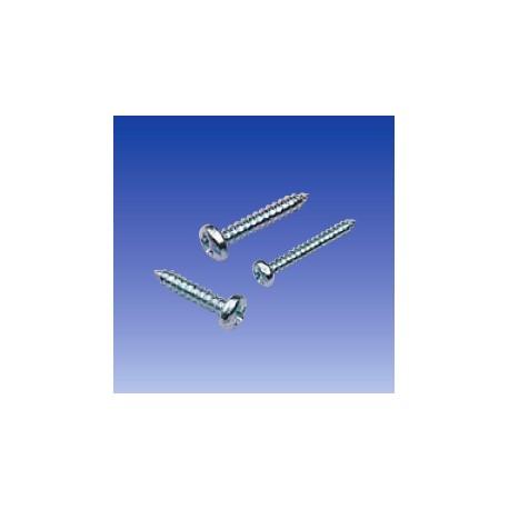 Tornillo autorroscante 2,2 x 9,5 mm (x100) DIN 7981