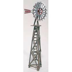 Aermotor windmill.