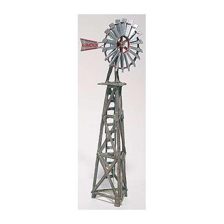 Aermotor windmill. WOODLAND SCENICS D209