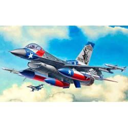Caza Lockheed Martin F-16C. REVELL 03992