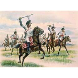 Prussian cuirassiers.
