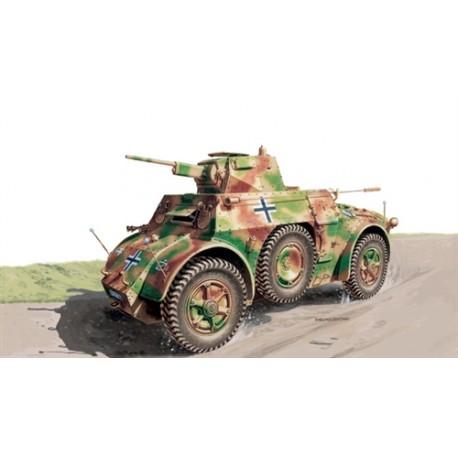 Vehículo blindado AB 41. ITALERI 6605