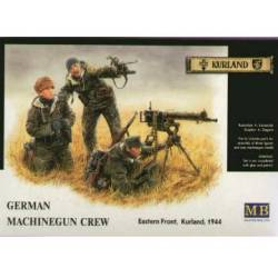German machinegun crew.