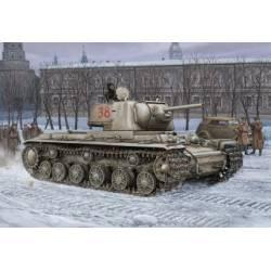 Tanque ruso KV-1 modelo 1942. HOBBY BOSS 84814