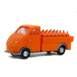 Camión reparto bombonas. TOYEKO 2129