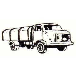 Refuse lorry.