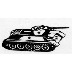 Tanque T-34 Standard. TOYEKO 4001