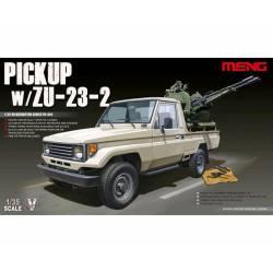 Pickup with ZU-23-2. MENG VS-004