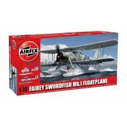 Fairey Swordfish Mk.I Floatplane. AIRFIX A05006