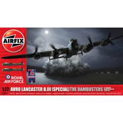 "Avro Lancaster B.III (Special) ""The Dambusters"". AIRFIX A09007"