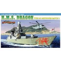 HMS Dragon. DRAGON 7109