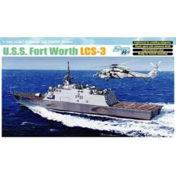 USS Fort Worth LCS-3. DRAGON 7129
