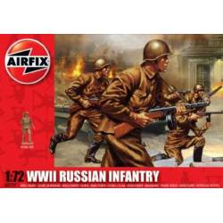 WWII Russian Infantry. AIRFIX A01717
