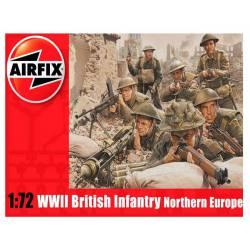 WWII British Infantry. AIRFIX A01763