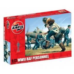 WWII RAF Personnel. AIRFIX A01747