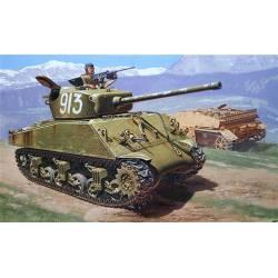 M4A2 76 mm Sherman.