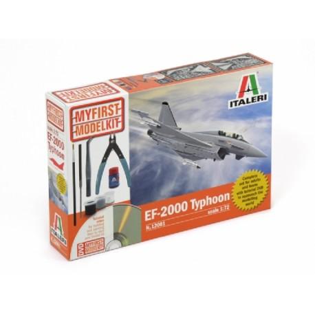 EF-2000 Typhoon. ITALERI 12001