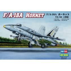 F/A-18A Hornet.