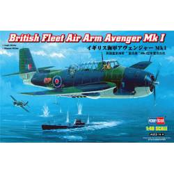 British Fleet Air Arm Avenger Mk I. HOBBY BOSS 80331