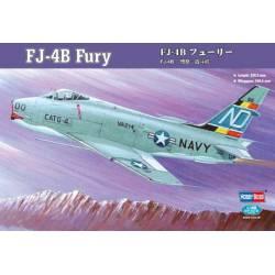 FJ-4B Fury. HOBBY BOSS 80313
