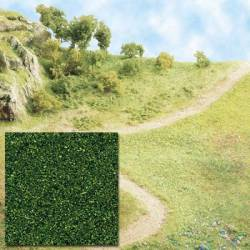 Hojarasca verde oscuro. BUSCH 7051
