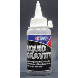 Liquid gravity. DELUXE MATERIALS BD38