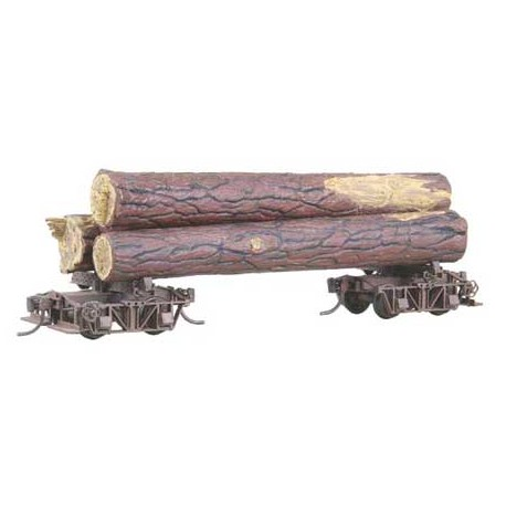 Disconnect log car kit. KADEE 101