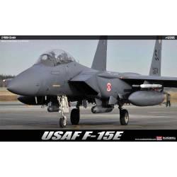 """USAF F-15E """"Seymour Johnson""""."""