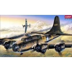 """B-17F """"Memphis Belle"""". ACADEMY 12495"""