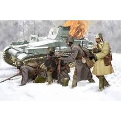 Soviet infantry winter 1941.
