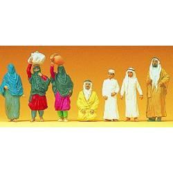 Árabes.