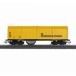 Track rail and catenary cleaner. LUX-Modellbau 9131
