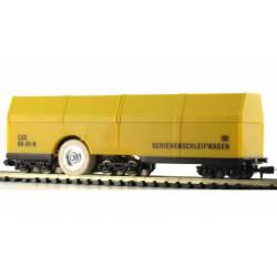 Vagón limpiador de railes y catenaria. LUX-Modellbau 9470