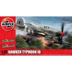 Hawker Typhoon. AIRFIX A02041