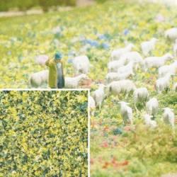 Flores amarillas. BUSCH 7358
