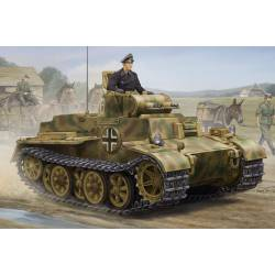 German Pzkpfw. I Ausf. F (VK18.01).