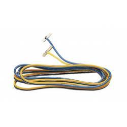 Cables de conexión.
