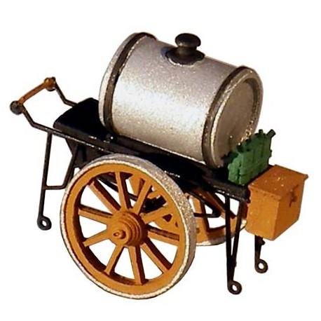 Oil cart. ARTITEC 10.253